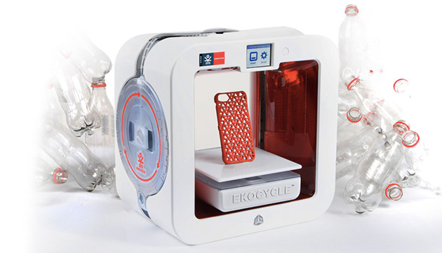 Will.i.am and Coca-Cola Takes on 3D Printer