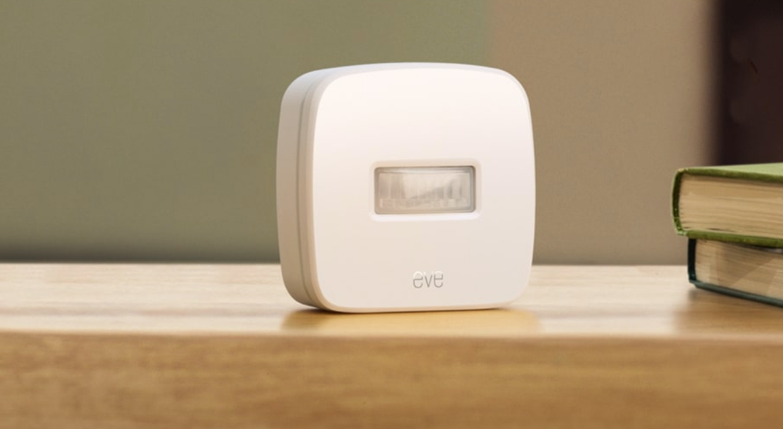 Elgato Intros HomeKit-Enabled Eve Motion Sensor