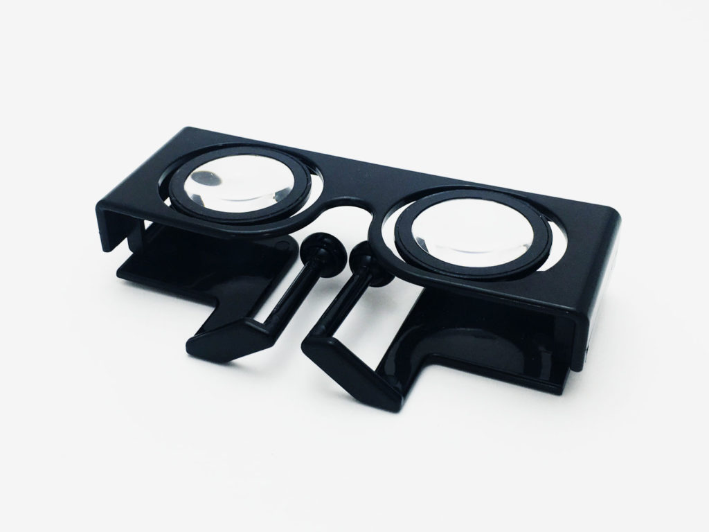 A Stereoscope for the iPhone With Elsewhere