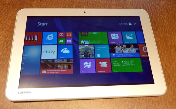Toshiba Makes Win 8.1 Tablet Encore
