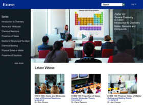 Extron Introduces Entwine EMP for Lecture Capture