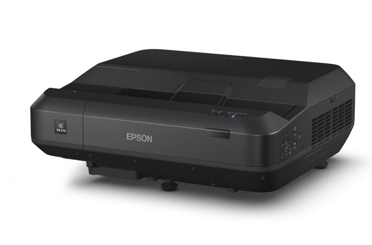 Epson Launches EH-LS100 Ultra-Short-Throw Projector