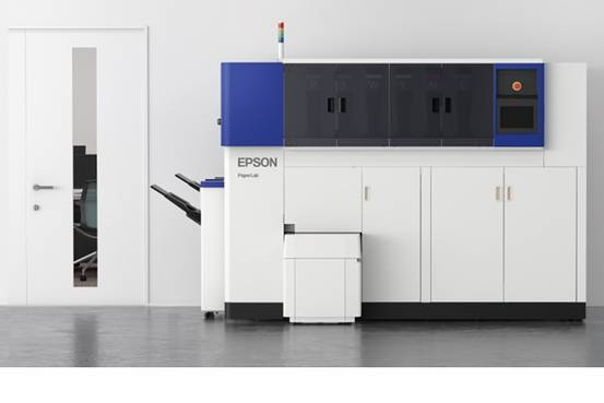 Epson Intros In-Office Paper Recycler