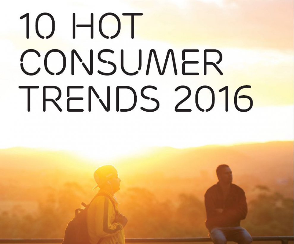 Ericsson Forecasts 2016 Consumer Trends