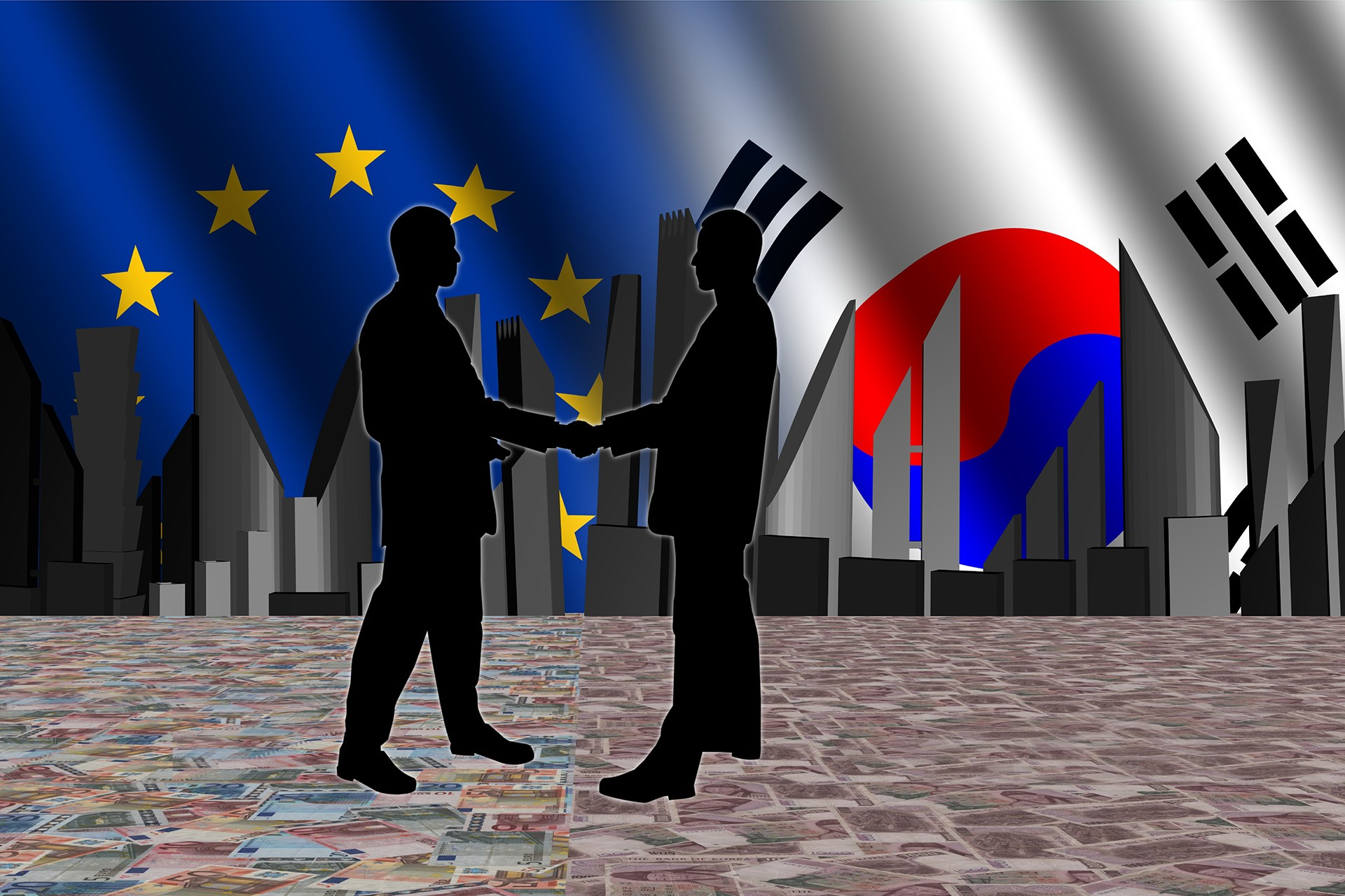S. Korea EU