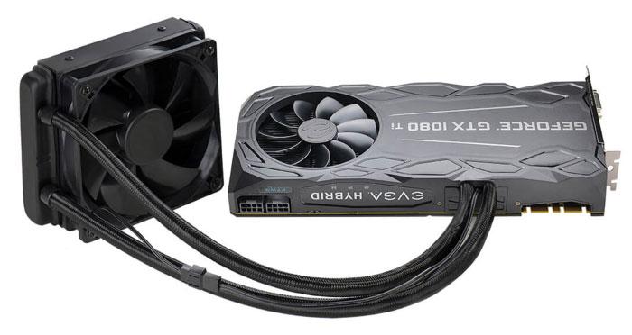EVGA Intros GeForce GTX 1080 Ti FTW3 Hybrid
