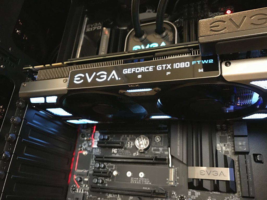 EVGA Cools GeForce Cards With iCX