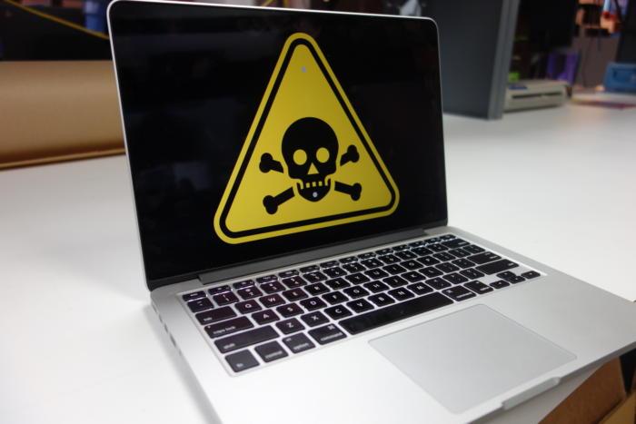 Laptop exploit