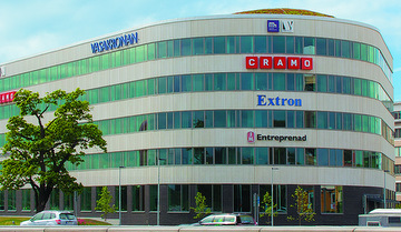 Extron: Product Demo & Training Center for the Nordics