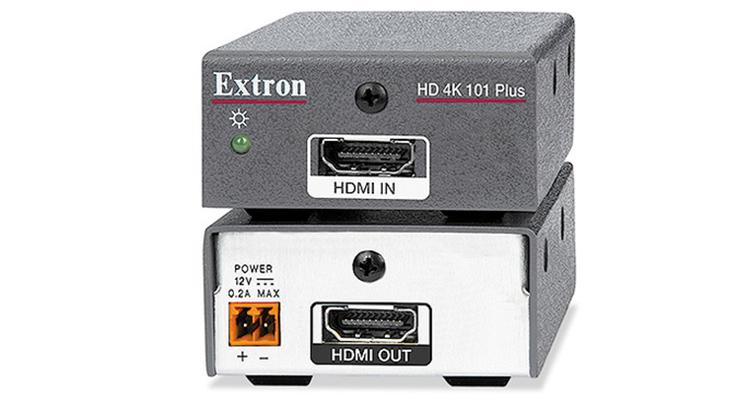 Extron equaliser