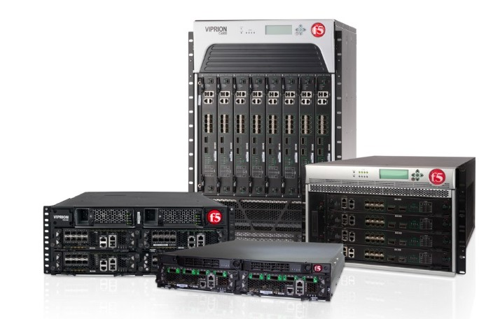 F5 Networks Presents BIG-IP iSeries