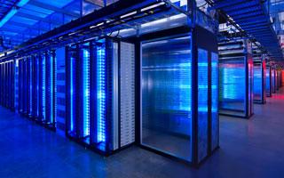 Facebook Opens Datacentre