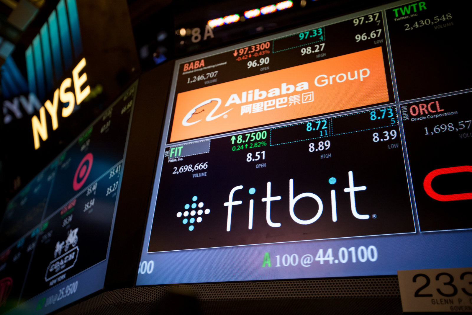Wearable Decline Hits Fitbit