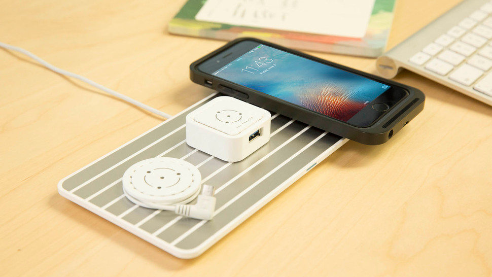 Wireless Charging for All via Fli Charge?