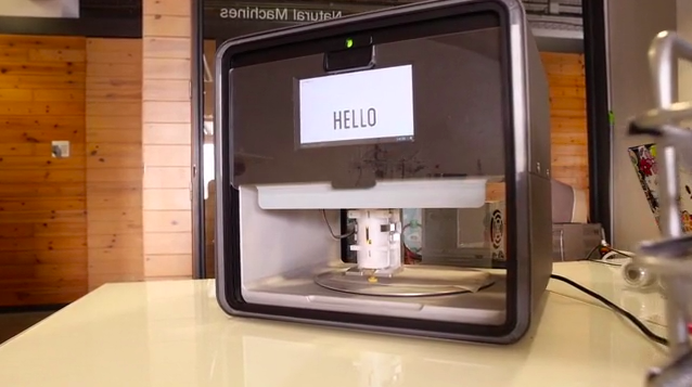 A 3D Printer… For Food