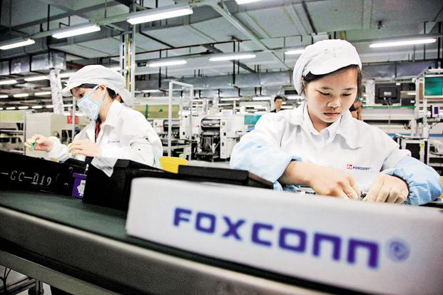 Foxconn to Buy Sharp LCD Business With Apple Investment?