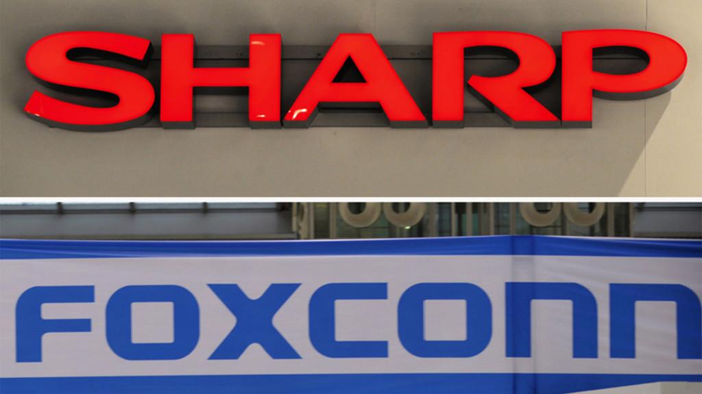 Foxconn Finalises Sharp Acquisition
