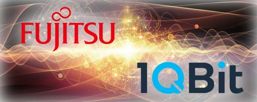 Fujitsu, 1QBit Team Up in AI Cloud Service