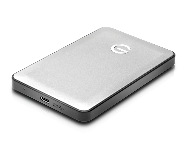 G-Technology Intros G-Drive Mobile USB-C