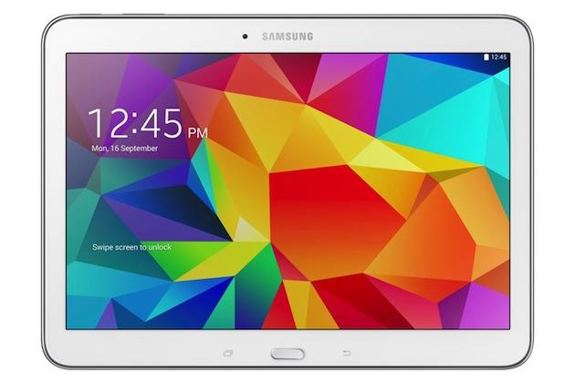 Samsung Intros Galaxy Tab4 Tablets