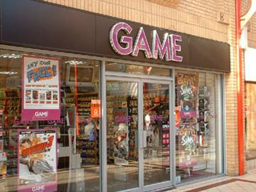GAME Continues Store Closure