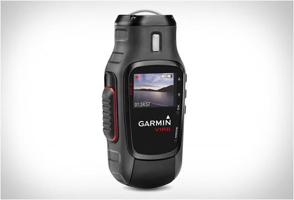 Garmin Takes on Action Cameras