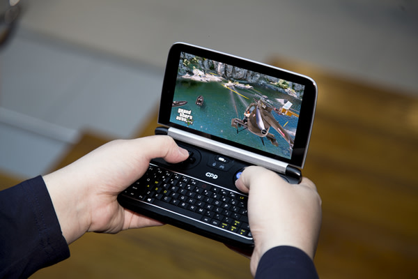 GDP Presents Win 2 Pocket Gaming Laptop