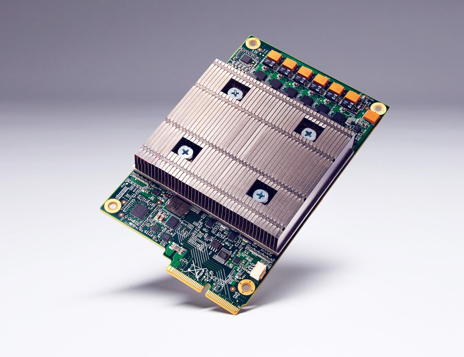 Google Reveals AI Chip at I/O