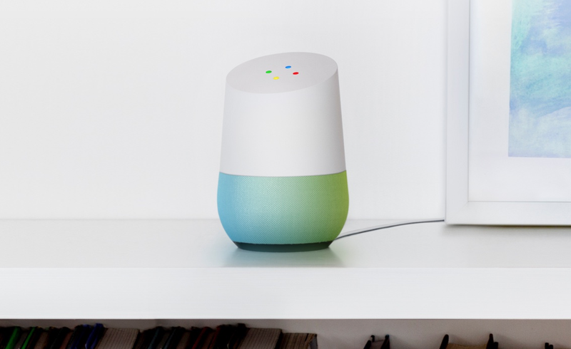Google Takes on Amazon Echo With Home