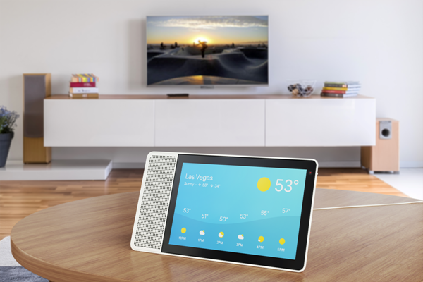 Google Rivals Echo Show With Smart Display