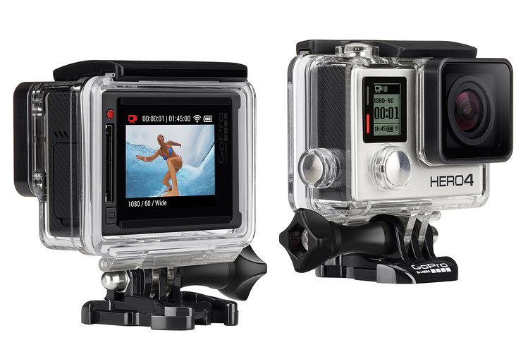 GoPro Hero Gets 4th Edition