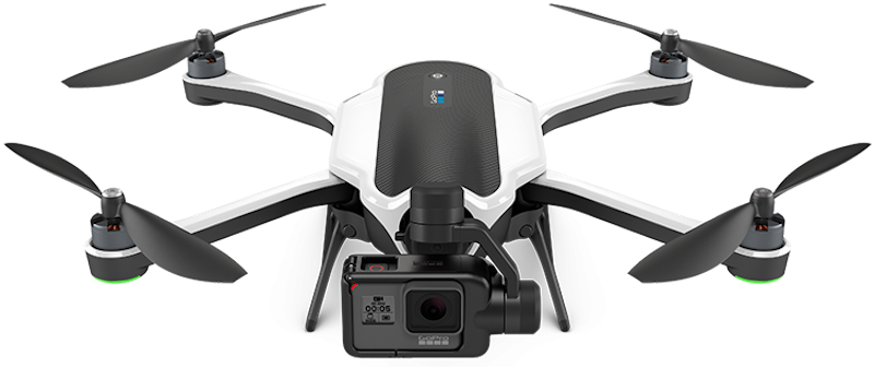 Karma Leads to GoPro Drone Exit