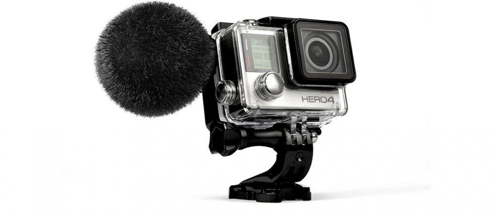 The Sennheiser Go Pro Microphone