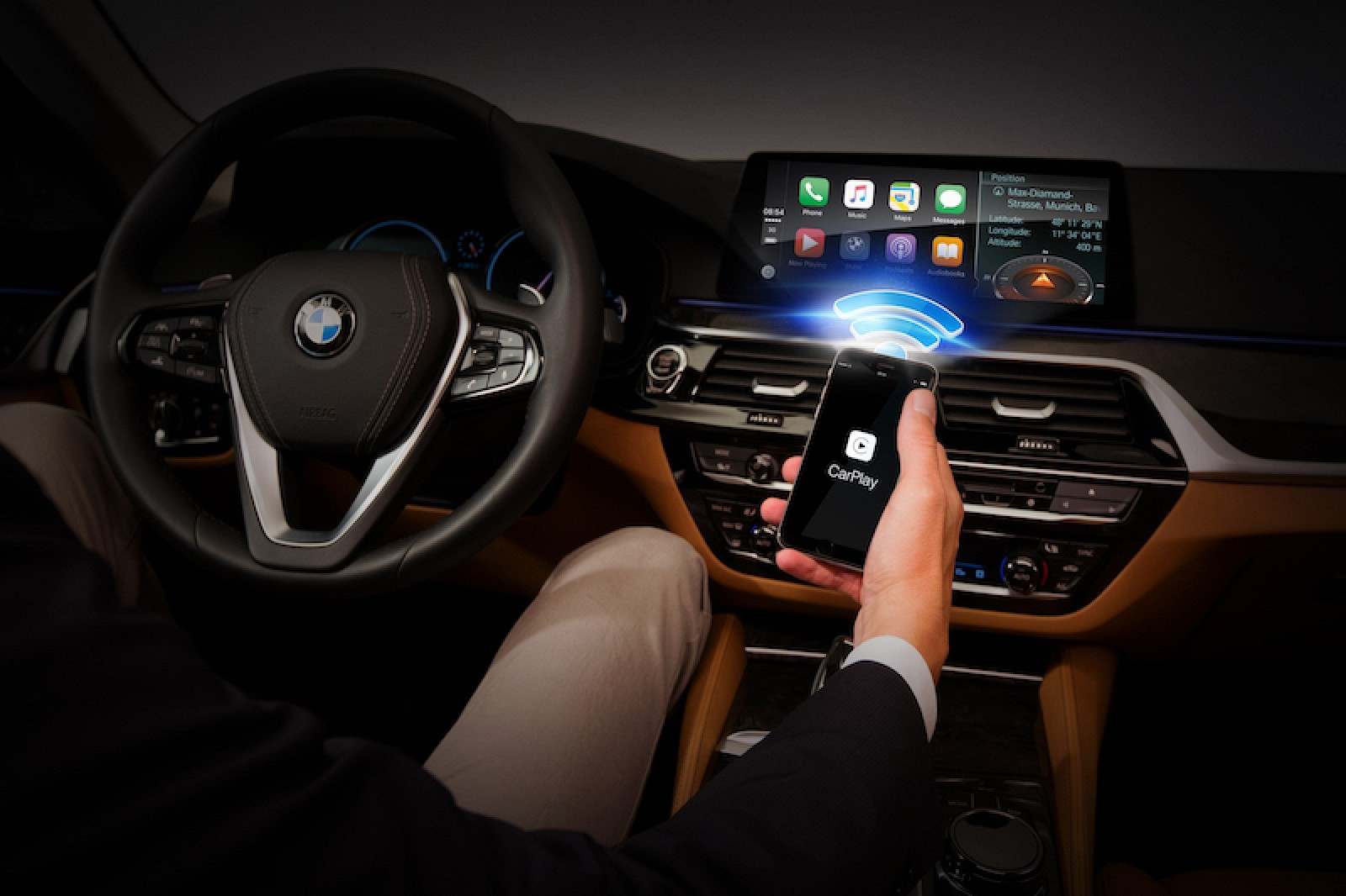 Harman Implements Wireless CarPlay