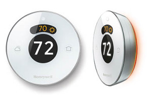 Honywell Takes on Nest Thermostats