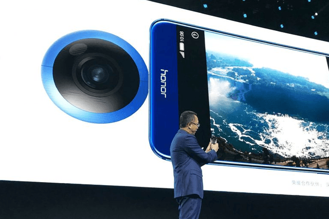 The Huawei 360-Degree Camera for Phones
