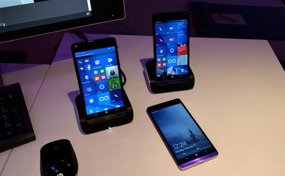 HP Presents Elite x3 Windows Phone