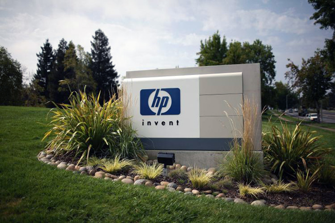 HP Sign