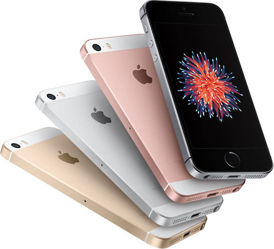Apple Bucks Trend With iPhone SE, Smaller iPad Pro