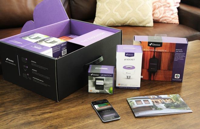 iDevices Bundles Smart Home Essentials