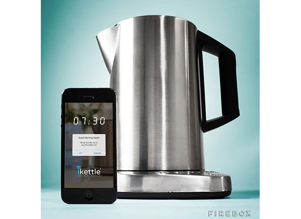 The Internet of Things... Kettle