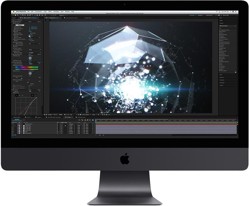 Apple Ships iMac Pro