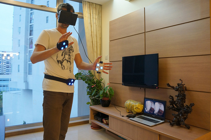 3D Control for the Augmented Reality Era