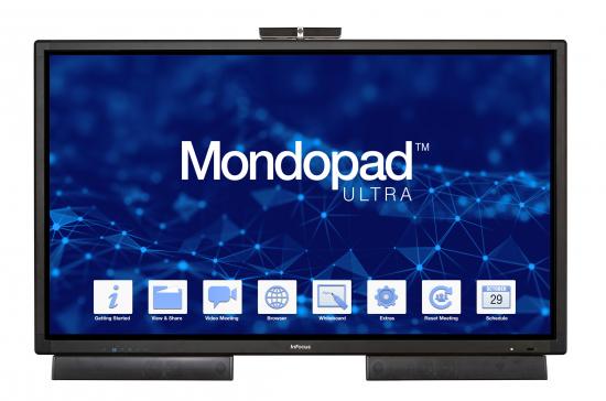 InFocus Intros Mondopad Ultra