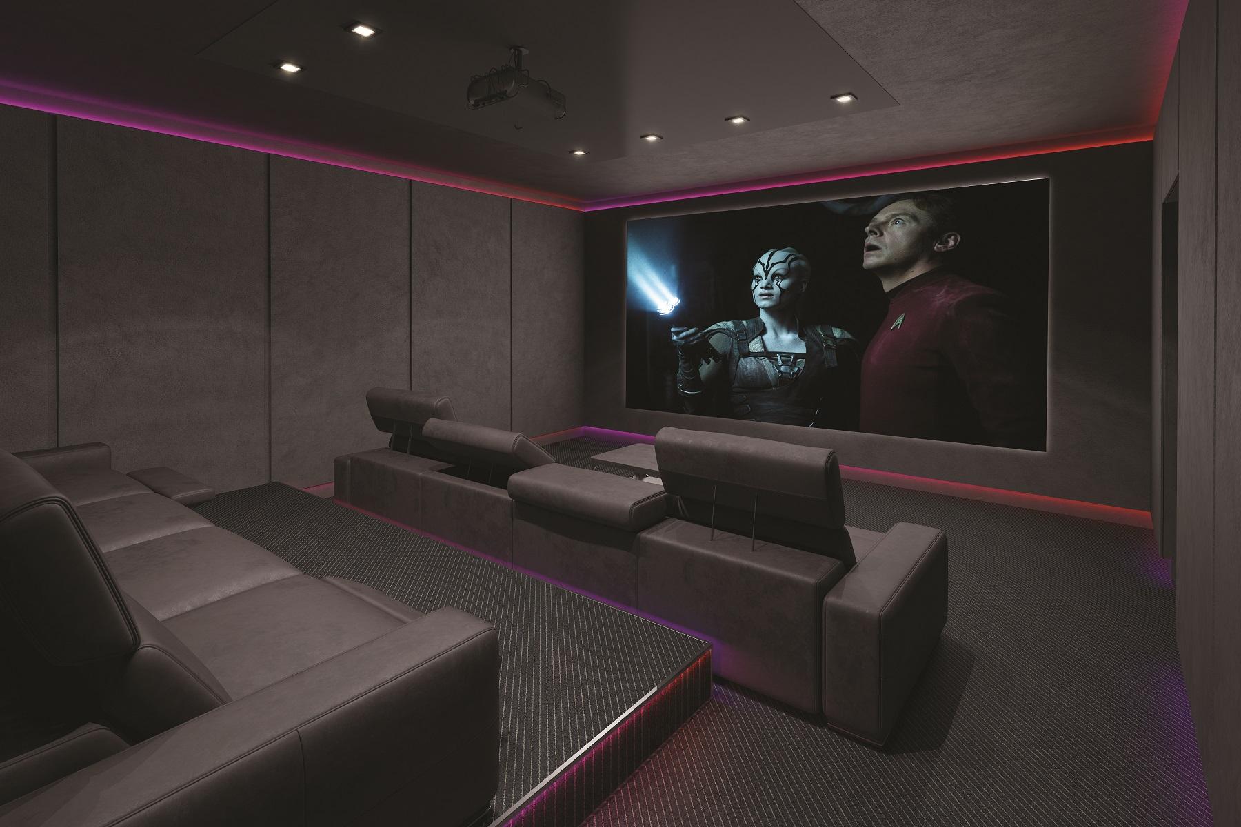 Ingeny home cinema