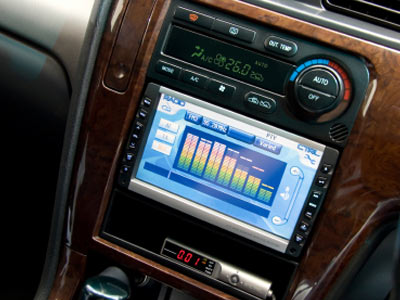 In-Car Electronics Finally on Recover