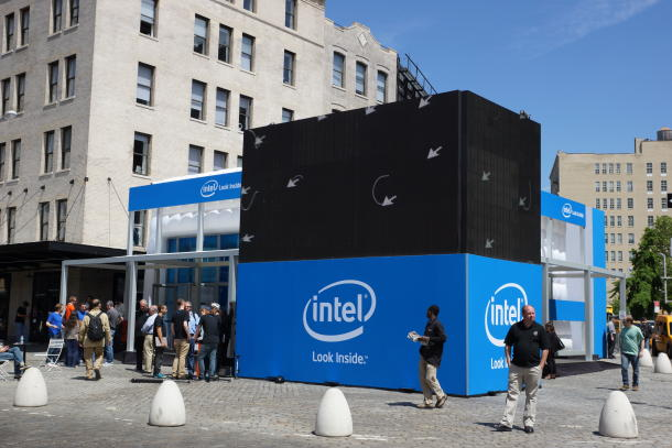 Intel Forecasts 2013 Declines