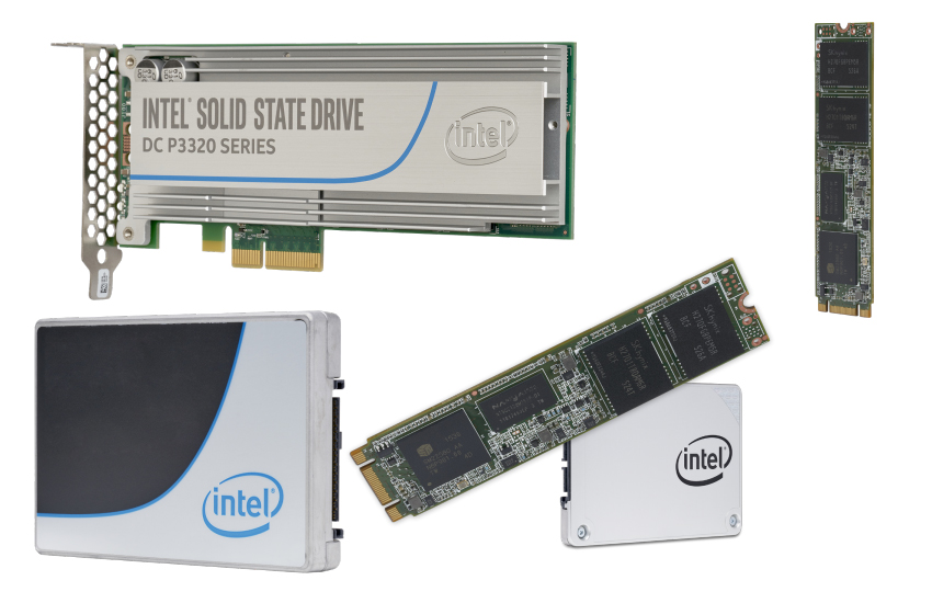 Intel Expands Enterprise SSD Lineup