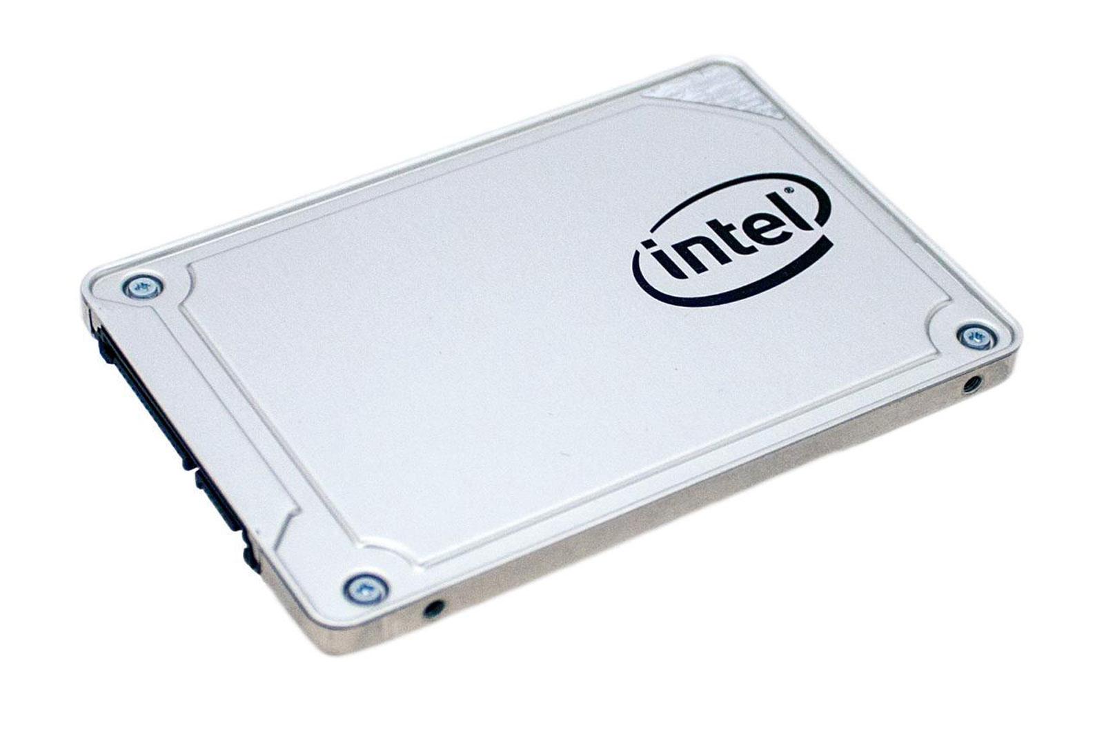 Intel Presents SSD 545s