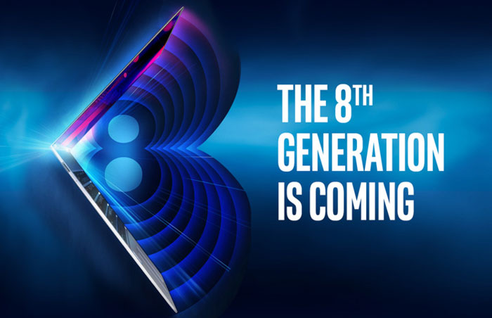 Intel 8th Gen Core CPUs Get Launch Date